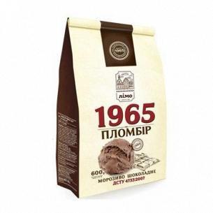 """Мороженое """"Лімо"""" 1965 шоколадное"""