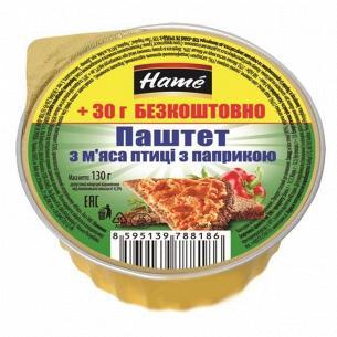 Паштет Hame Из мяса птицы с паприкой ж/б