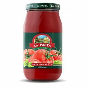 Паста томатная La Pasta 25%