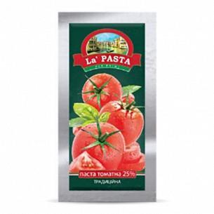 Паста томатная La Pasta 25% саше
