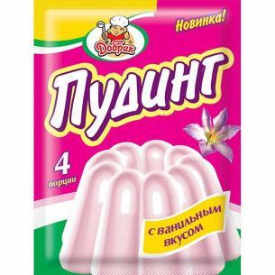 Пудинг Добрик с ванильным вкусом