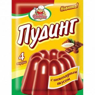 Пудинг Добрик с шоколадным вкусом