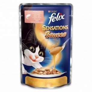 Корм для котів Felix...