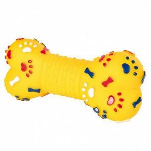 Игрушка для собак Trixie Кость винил 15см 3374