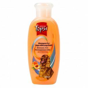Шампунь для длинношерстных собак Topsi