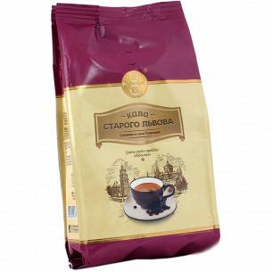 Кофе молотый Кава Старого Львова Люксовый