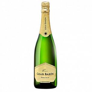 Вино игристое Gran Baron Cava Semi-seco