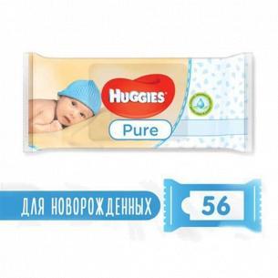 Салфетки влажные Huggies Pure