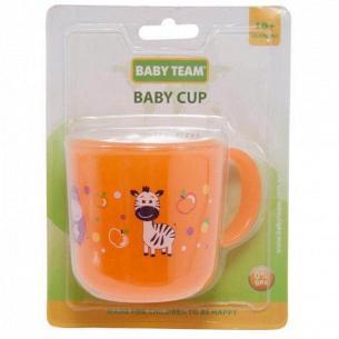 Чашка детская Baby Team прозрачная 200мл