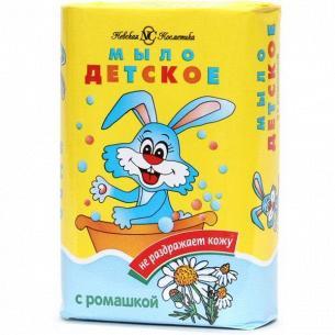 Мыло Ворожея с экстрактом ромашки детское