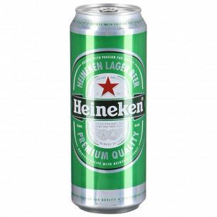 Пиво Heineken светлое ж/б