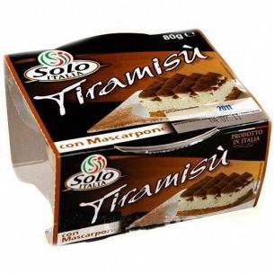 Тирамису дессерт ТМ Solo Italia