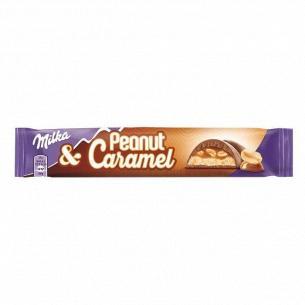 Шоколад Milka з арахісом і...