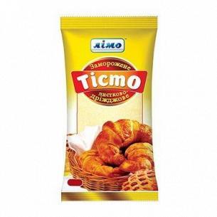 Тесто Лімо слоено-дрожжевое замороженное