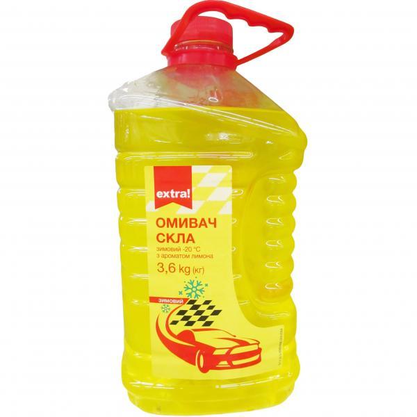 Омыватель стекла Extra! Лимон зимний