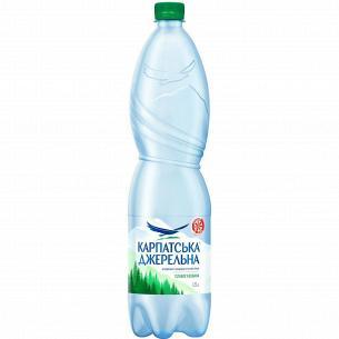 """Вода мінеральна """"Карпатська..."""