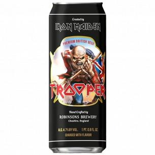 Пиво Iron Maiden Trooper...