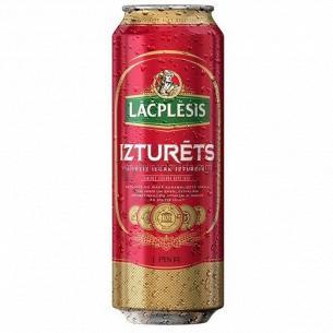 Пиво Lacplesis Izturets...