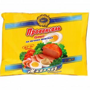 Майонез Бест Провансаль Лучший на яичных желтк 67%