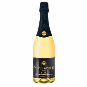Вино игристое Vintense Fines Bulles Blanc безалкогольное