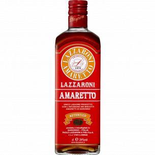 Ликер Lazzaroni Amaretto 1851