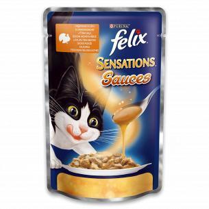 Корм д/котів Felix...