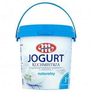 Йогурт Mlekovita без наполнителя 3%