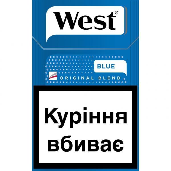 Сигареты west blue купить в esse 1 сигареты купить