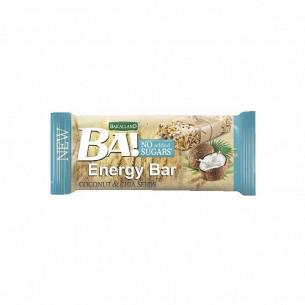 Батончик Ba! злаковый кокос-семечки чиа без сахара