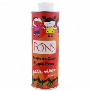Оливкова олія Pons Kids...