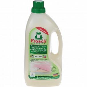 Средство для стирки Frosch Миндал молочко д/шерсти