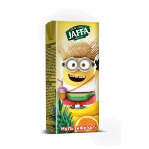 Нектар Jaffa Kinder Sponge Bob мультифруктовый