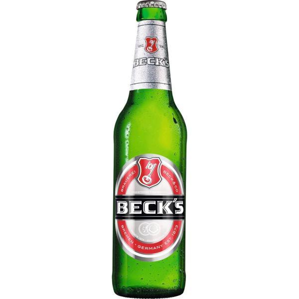 Пиво Beck`s светлое