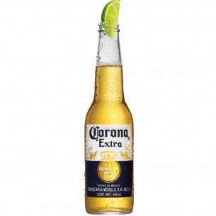 Пиво Corona Extra світле