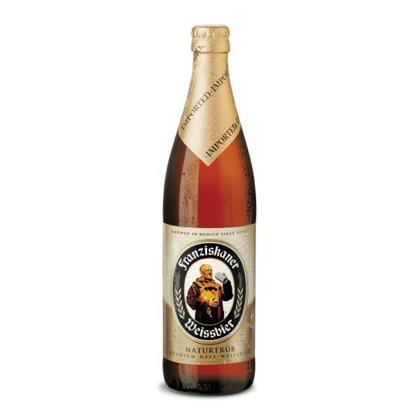Пиво Franziskaner светлое