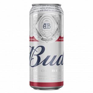 Пиво Bud светлое ж/б