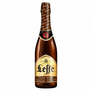 Пиво Leffe Brune темное