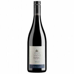 Вино Saint Marc Reserve Merlot