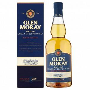 Виски Glen Moray Single Malt Classic