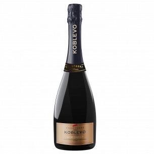 Шампанское Коблево Украинское полусладкое