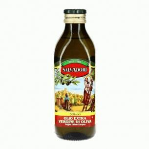 Масло оливковое Salvadori Extra Virgin