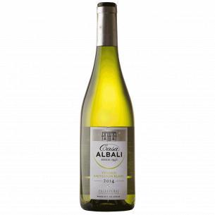 Вино Casa Albali Verdejo Sauvignon DO Valdepenas