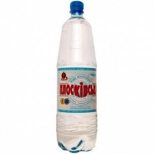 Вода минеральная Плосківська негазированная