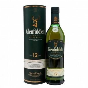 Виски Glenfiddich 12 лет