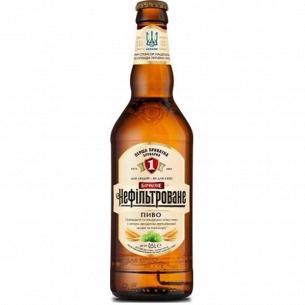 Пиво Перша приватна броварня Бочковое светлое н/ф