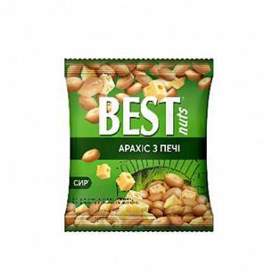 Арахис Best nuts жареный соленый со вкусом сыра