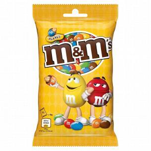 Драже M&M`s с арахисом