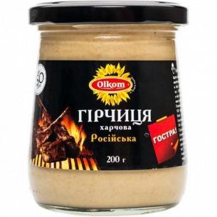 Горчица Олком Российская с/б