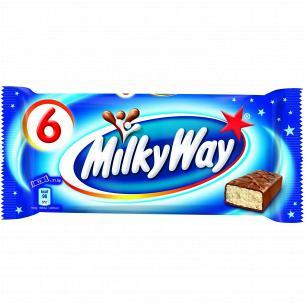 Конфеты Milky Way с суфле в молочном шоколаде
