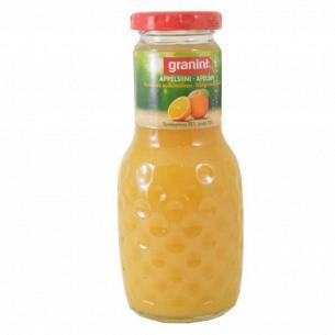 Сок Granini апельсиновый 100% стекло